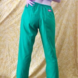 Y2K Green Dickies Pants